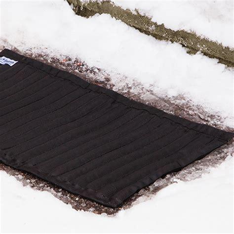 Snow Melt Mats by Saltnet Snow Melting Mat Saltnets 174 Touch Of