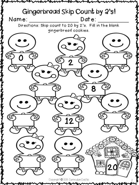 Counting By 2 S Worksheet by Skip Counting By 2 S Freebie Kindergartenklub