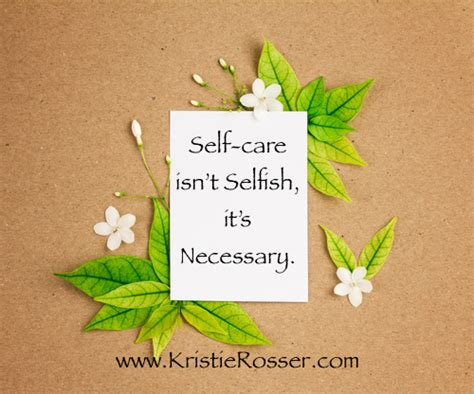 Self Care During A Detox by 7 Day Self Care Challenge Kristie Rosser