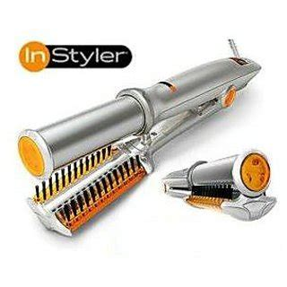 instyler rotating iron hair straightener (as seen on tv) video