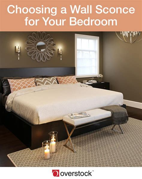 wall sconces for bedroom 4 best wall sconce styles for your bedroom overstock com