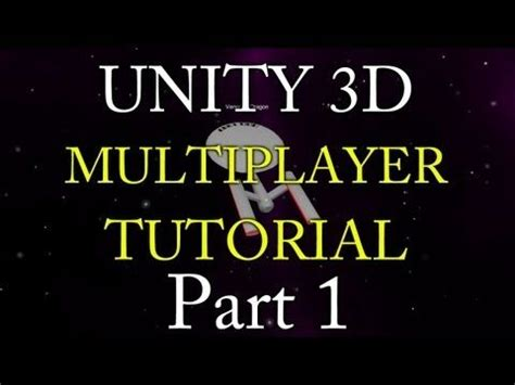 unity tutorial demos unity 3d multiplayer tutorial space sim part 1 2