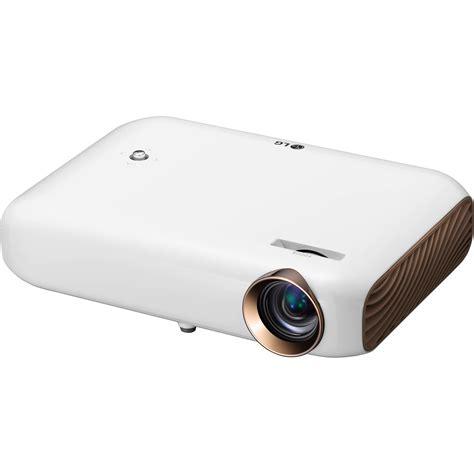 lg pw1500 minibeam wxga 3d led projector pw1500 b h photo