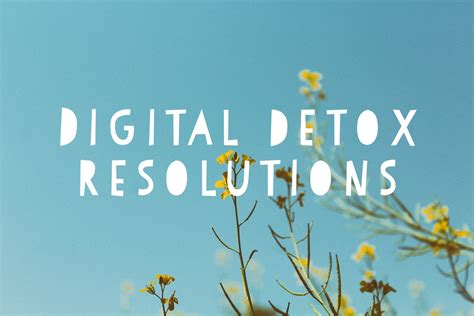Digital Detox Statistics by 5 Achievable Digital Detox Resolutions For 2018 Digital