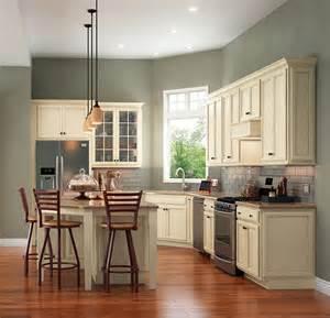 Shenandoah Kitchen Cabinets Shenandoah Cabinetry Kitchen In Dominion Hazelnut Glaze