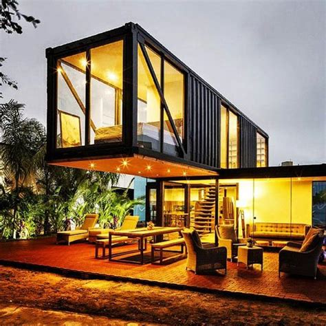 shipping containers deliver innovative elegant homes 12 cool container homes pioneer settler