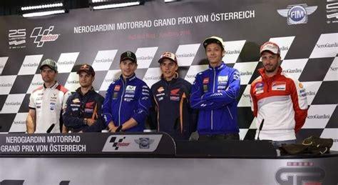 Nero Giardini Motorrad Grand Prix by Nero Giardini In Sella Alla Moto Gp In Austria D 224 Il Nome