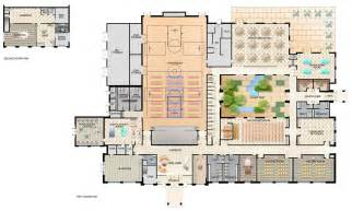 Recreation Center Floor Plans by Recreation Center Floor Plan Images