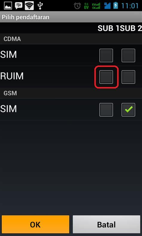 Sim Card Modem Smartfren cara membuat sim card gsm smartfren andromax sebagai