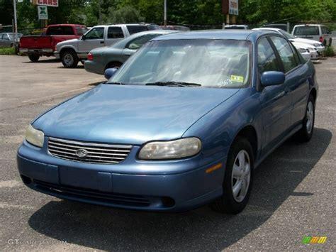 1998 Medium Opal Blue Metallic Chevrolet Malibu Sedan