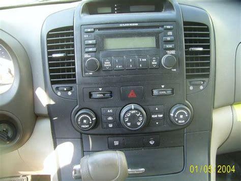 2007 kia sedona engine find used 2007 07 kia sedona lx mini stow n go hyundai