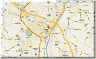 albany map albany real estate market and trends