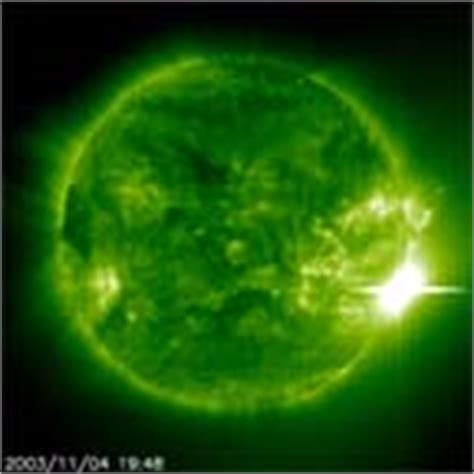 what color is the sun soho image of the sun with flare sun is artifically