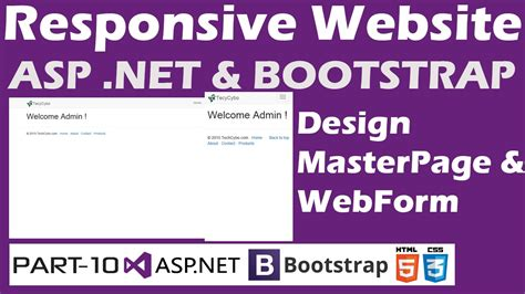how to make responsive website using bootstrap pdf howsto co responsive website asp net bootstrap part 10