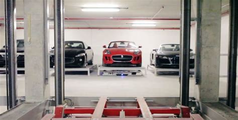 The Garage Miami by Parking Operator Bails On Brickellhouse Robotic Garage