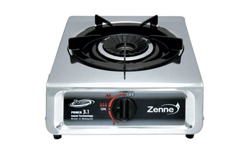 Zenne Stove Single Burner (Twister) for a great deal in Mauritius