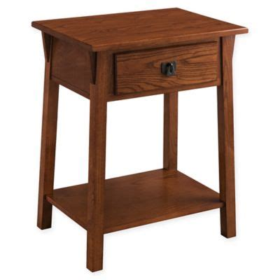 Bed Bath And Beyond Nightstand by Leick Home Mission Nightstand Bed Bath Beyond