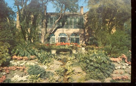 Bellingrath Gardens Mobile by Bellingrath Gardens Mobile Alabama Postcard 457