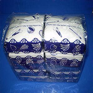 Tissue Napkin Polos o