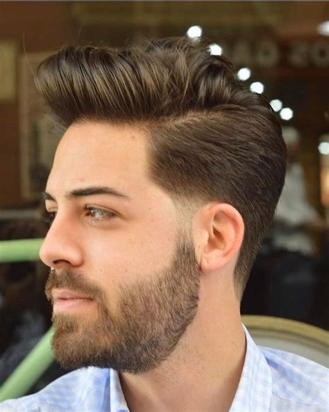 side part haircut  mens side part hairstyles