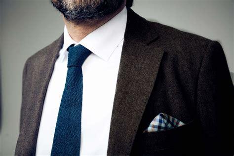 bolt threads silk knit tie