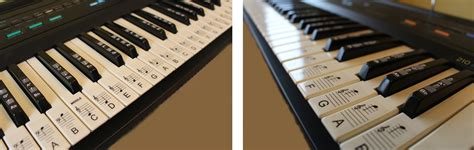 printable piano keyboard stickers home page www pianostickers co uk