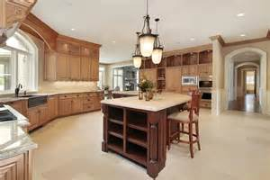 best light color for kitchen 43 quot new and spacious quot light wood custom kitchen designs