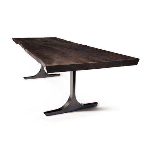 hudson furniture dining tables black base