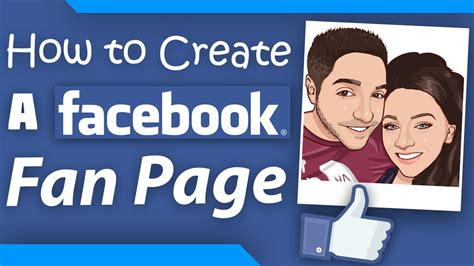 how to create a fan page how to create a fan page in 3 mins or less