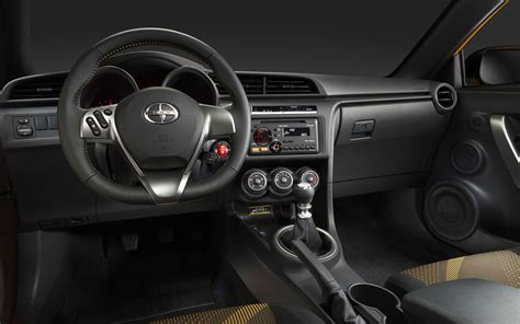 2012 scion tc rs 70 interior photo 5