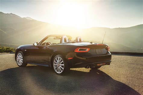 Fiat 134 Spider Fiat 124 Spider Finally Breaks Cover