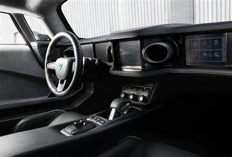 B2 Interior by Marussia B2 2011