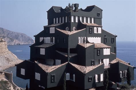 Organize Home by Gallery Of Ad Classics Xanad 250 Ricardo Bofill 12