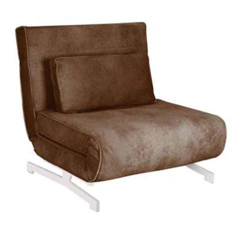 brown fabric armchair armchair bed brown fabric