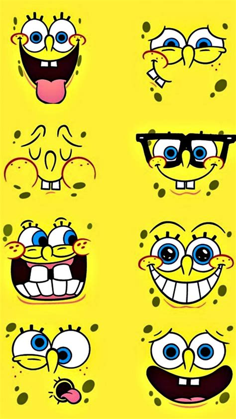 Wallpaper Sticker Spongebob 1 spongebob squarepants wallpaper 66 images