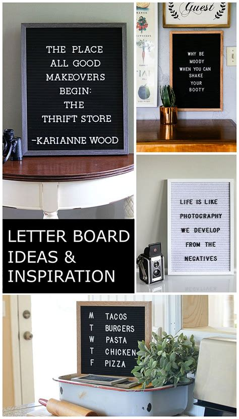 letter board quotes inspiration  ideas bloggers
