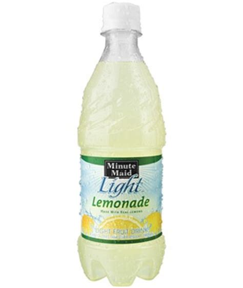 minute light lemonade healthy weight