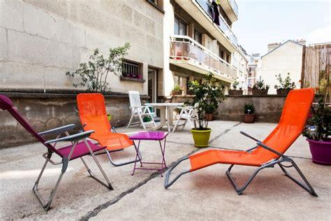 appartamenti in affitto a parigi centro chaligny superbo alloggio di due stanze con terrazza a