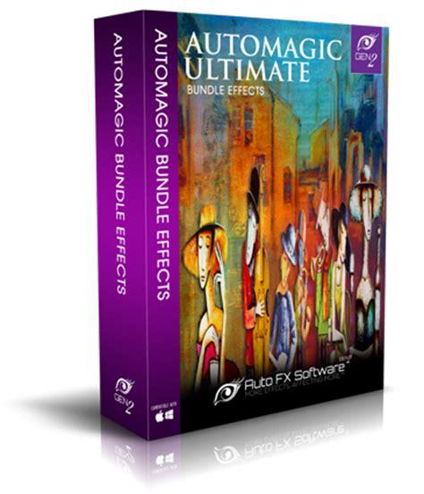 automagic creative effects gen2
