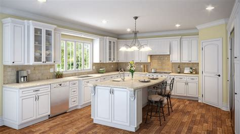 kitchen cabinets rta prefab los angeles remodeling