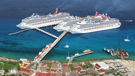 Car Rental Cozumel Port by Cozumel Cruise Terminal Expansion Completed This Is Cozumel