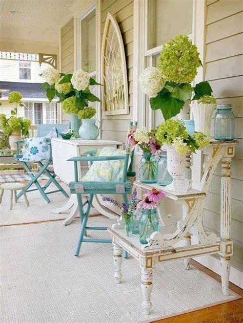Shabby Chic Porch Decorating Ideas by Shabby Chic Porch Outdoor Oasis