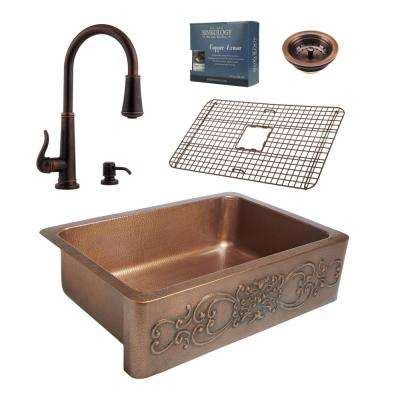 valence rustic kitchen faucet in copper brass farmhouse copper farmhouse apron kitchen sinks kitchen sinks