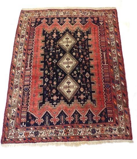 tappeto iraniano tappeto iraniano afshar in bellissimi colori tappeto