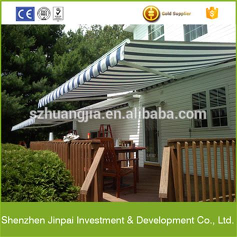 Motorised Awnings Prices by Motorized Retractable Used Aluminum Awnings For Sale Buy