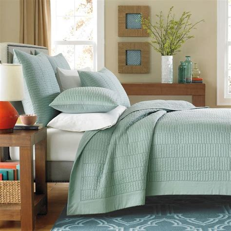 contemporary coverlets real simple dune king size coverlet quilt sea glass modern