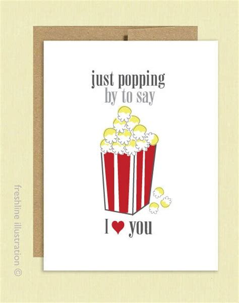 i you popcorn say i you foodie