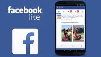 download facebook lite for android for android phones