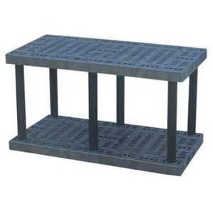 plastic storage shelves walmart structural plastics s4824b plastic bulk shelving heavy