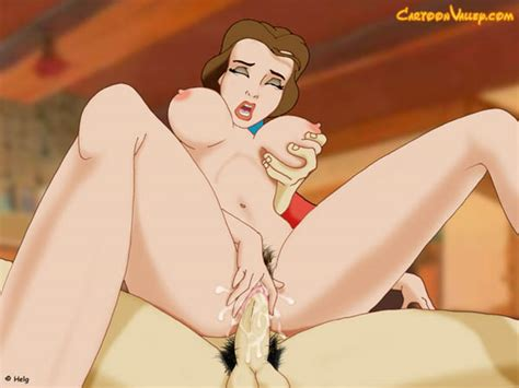 Belle Loves Having Gaston Fuck Her